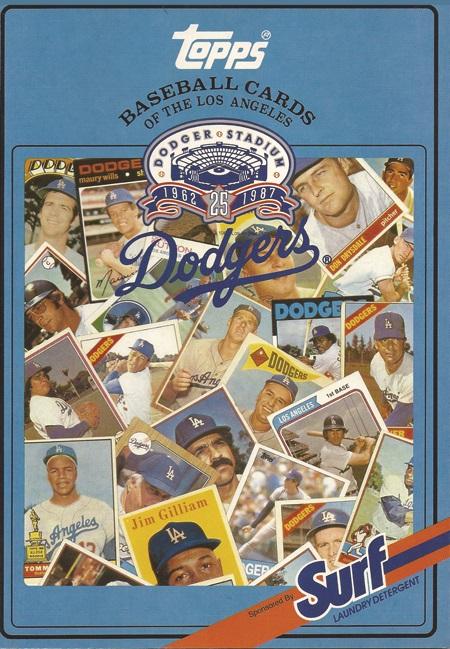 1987DodgersSurfBook